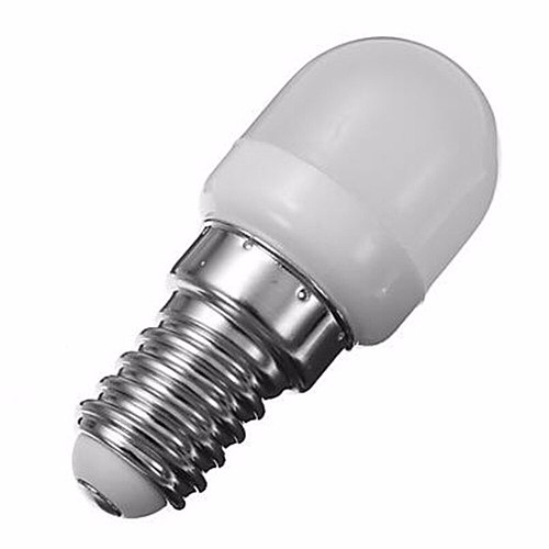 E12 LED Bulb 3W AC220-240V Waterproof Warm/Cold White Lamp 360 Degree Angle Lighting For Refrigerator/ Sewing Machine/ Lathe