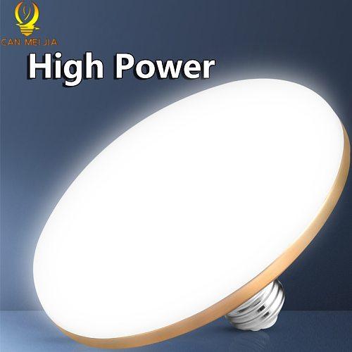Led Bulb E27 220V Light Bulbs 15W 20W 30W 50W 60W Energy Saving Lamps Bombilla Led Light Ampoule Spotlight for Home Lighting