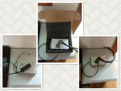 Electronic metal halide lamp ballast 575W and ignitor EP8575AC-F1