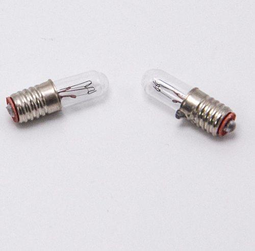 5PCS/lot E5 Bulb 6.3v light bulb E5 12V Indicator light bulb E5 24V Instrument bulb