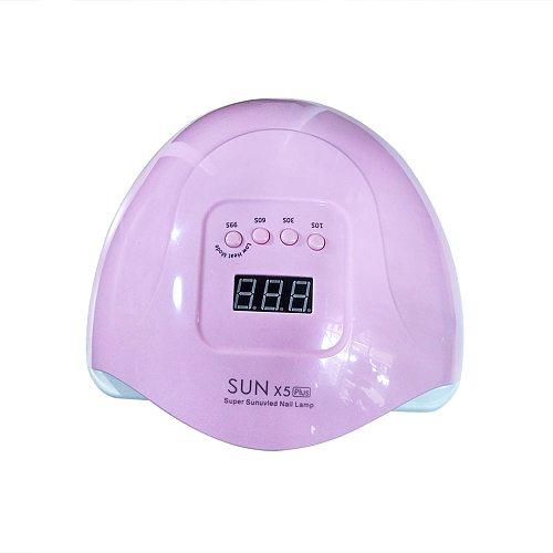 SUN 5X Plus UV 36 LED Lamp For Nails Dryer 80W Nail Dryer Machine UV Lamp For Manicure Gel Nail Lamp Drying Lamp For Gel Varnish