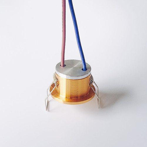 Mini LED Downlight 3W COB Recessed Lamp Dimmable 220V 230V 240V Home Decor Bedroom Kitchen Indoor Spot Lighting 3000K 6000K