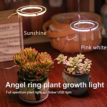 LED Succulents Grow Light with Timing Full Spectrum Plant Growing Lamp For Indoor Plant Phytolamp Plants Lamp For Plants Growth