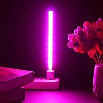 DC5V LED Plant Growing Lamp Bulb 24LEDs USB Portable LED Grow Lights Full Spectrum LED Phyto Growth Light For Succulent Plant