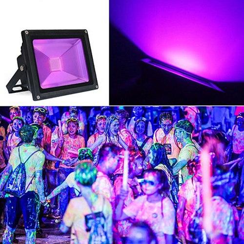 High-intensity 395 nm UV black light UV LED curing lamp for leak detectors, pet urine stains, scorpions, bed bugs