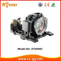 Projector lamp with housing for HITACHI CP-A200 / CP-A52 / ED-A101 / ED-A111 DT00893