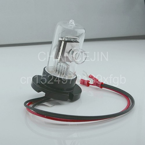 Xenon lamp with 45MM cables be used for Shanghai Yuanxi METASH UV-8000 and Meifang A510YXU/A510YXU-02  Spectrophotometer
