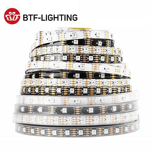 WS2815 DC12V WS2812B WS2813 LED Strip Light RGB Individually Addressable LED Lights Dual Signal 1m 5m 30 60 144 LEDs IP30 65 67