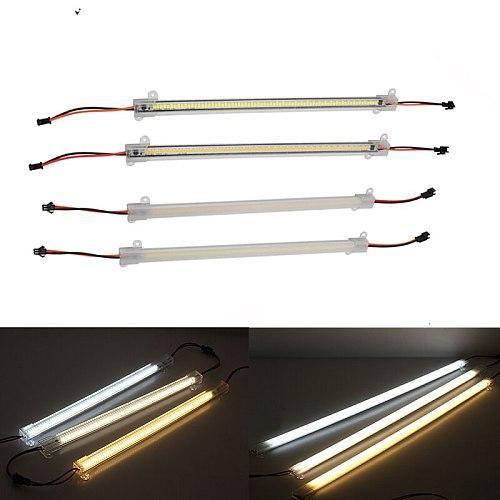 220 V LED Bar Lights 30 CM 40 CM 50 CM 2835 SMD LED Rigid Strip Energy Saving LED Fluorescent Tubes 5pcs