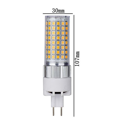 LED G8.5 bulb 16W corn lamp 1600LM brightness instead of metal halide light