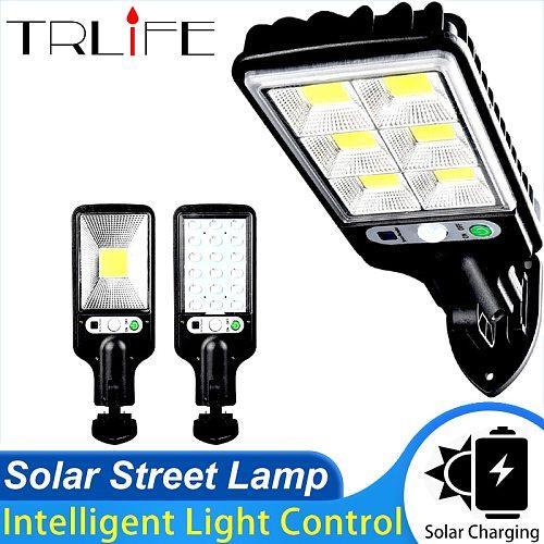 1/2pcs Solar Light Outdoor Super Bright Street Security Light Garden Wall Lamp IP65 Waterproof Motion Sensor Induction Lantern
