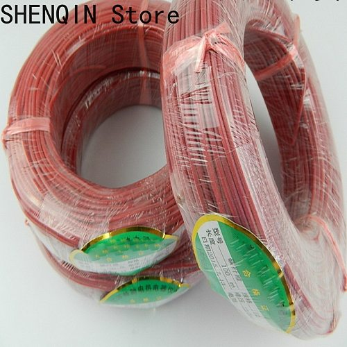 10 to 100 Meters 12K Floor Warm Heating Cable 33ohm/m Carbon Fiber Heating Wires