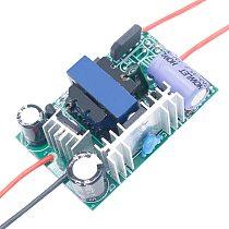 LED Driver Transformer 220V to 12V Power Supply 6W 12W 24W 36W For DIY Light Led Bulb Light Strip Lamp Spotlight Repair Parts Ki