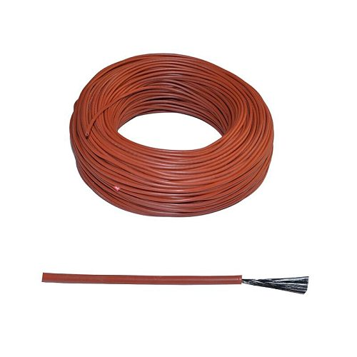 Carbon Warm Floor Cable Carbon Fiber Heating Wire Electric Hotline New Infrared Heating Cable