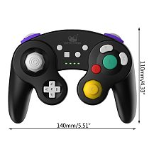 Wireless Bluetooth Game Controller For N-intendo Switch Pro Gamepad Vibration Joystick for NS Lite/TV L93B