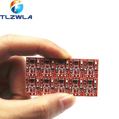 10PCS/LOT NEW TTP223 Touch button Module Capacitor type Single Channel Self Locking Touch switch sensor