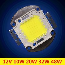 High-power LED lamp beads highlight integrated chip 10W 20W 32W 48W 12V led stage lights advertising light signs lights