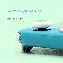 4PCS Handle Rocker Protection Cap Anti-skid Silicone Cap For Ns Switch Lite Micro-elastic Rocker Handle Accessories