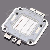 5pcs/lot  DIY High Power 30W RGB Intergared LED Chip Beads Module Emitter Diode Free Shipping