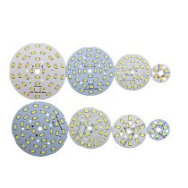 3pcs 5730/5630 SMD Light Board 3W 7W 12W 18W Led Lamp Replacement led Plate Panel For Ceiling PCB bulb With LED light source