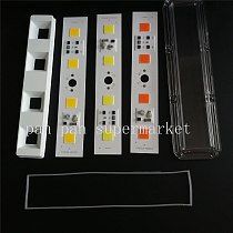 Full spectrum white warm white COB LED Chip 50W 220V Smart IC No Need Driver LED Bulb Lamp For DIY Floodlight Spotlight