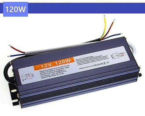 AC DC Transformers 12V 24V Power Supply 12 24 V Volt IP67 IP68 Outdoor Waterproof 24V Power Supply AC-DC 220V TO 12V10W-400W