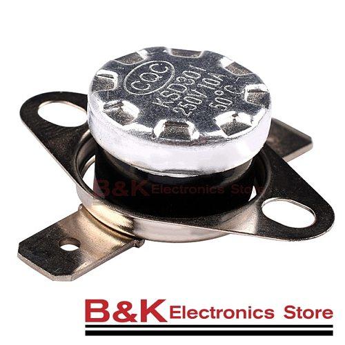 Bimetal thermostat KSD301 0C~350C Temperature Switch Thermal Control 85C 95C 105C 125C 135C 145C 180C 250C 300C 350C Degree