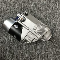 For KOMATSU PC220-8/6D102 Engine excavator Two holes and ten teeth high-quality starting motor STARTER MOTOR