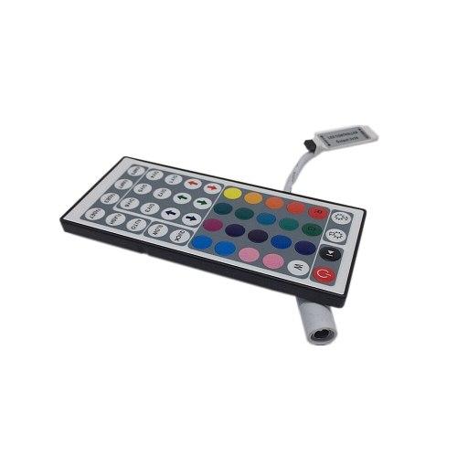 1PCS MINI RGB LED controller 44 key IR Remote Control for 5050 3528 RGB LED strip,