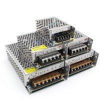 Lighting Transformers,DC 5V 12V 24V 36V Power Supply Adapter,5 12 24 36 V 1A 2A 3A 5A 6A 8A 10A 15A 20A LED Driver LED Strip Lab