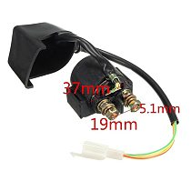 Motorbike Starter Solenoid Relay for GY6 50cc 125cc 150cc Scooter ATV