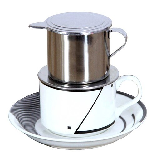 50/100ml Portable Stainless Steel Coffee Drip Filter Coffee Maker Infuser Coffee Mug Cup Strainer Coffee Tools