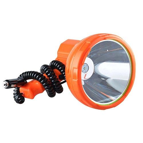 12v 1000m fishing lamp ,50W led light Vehicle - mounted LED searchlight,Super bright portable spotlight for camping,car,hunting