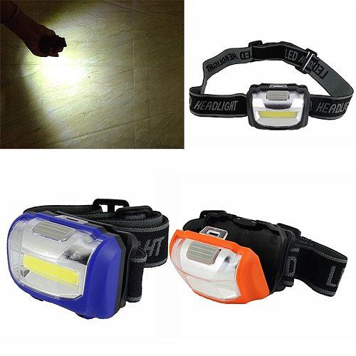 Portable LED Headlamp Flashlight For Camping Hiking Self Defense Outdoor Lighting Flashlight Head Lamp Torch Lights TXTB1