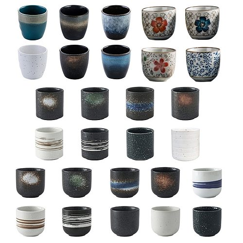 200ml New Coffee cups Ceramics mugs Beer Tea Mug Whiskey Glass Drinkware cup Ceramic Latte Specialized coffee