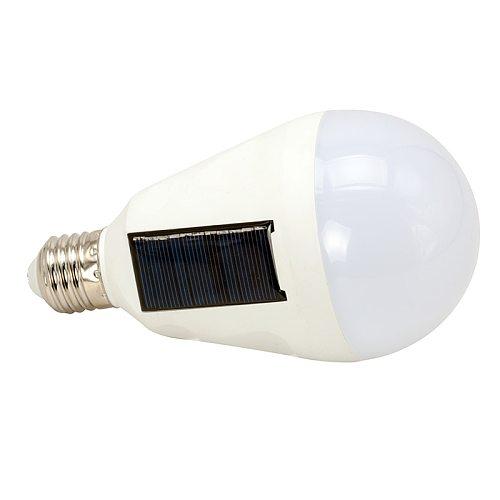 Rechargeable Led Bulb E27 LED Solar Lamp 7W 12W 85V-265V Outdoor Emergency Solar Powered Bulb travel Fishing Camping Light