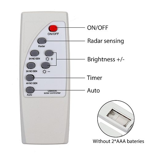 IP65 Outdoor Street Lamp with Motion Sensor 800W 1500W 2500W 3000W LED Solar Street Light 1120LED Remote Control Street Lighting