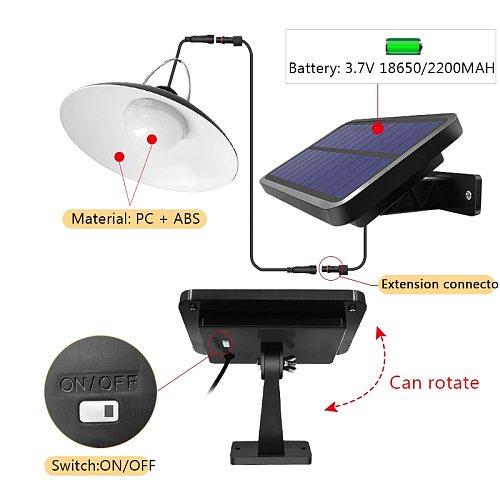Outdoor Solar Light, Decorative Solar Shed Lights, IP65 Waterproof Remote Control For Backyard Garden Patio-Super Bright Pendan