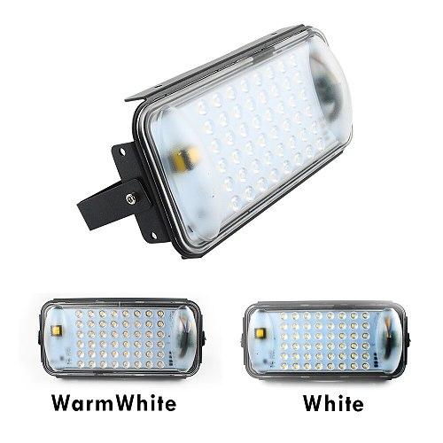 Led Floodlight 50W Waterproof IP65 Outdoor LED Reflector Light Garden Lamp AC 220V Spotlight Street Lighting