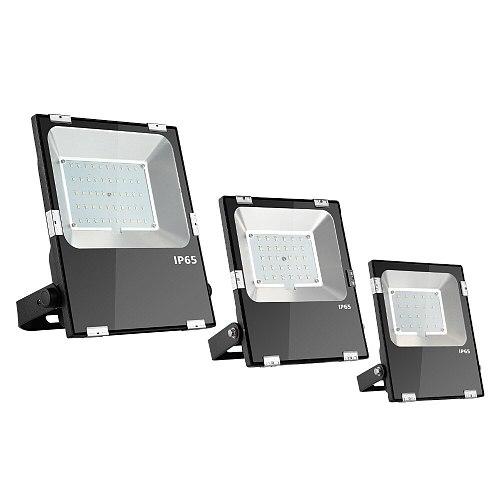 50W 12V 24V Floodlight LED Flood Light Landscape Outdoor Flood Lighting  Square Garden Spotlights Waterproof IP65 50 Watt