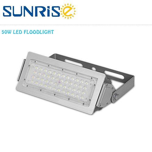 50W 100W Led Floodlight Natrual Cold White Street Light Lamp Outdoor Garden Waterproof IP65 Led Flood  Light
