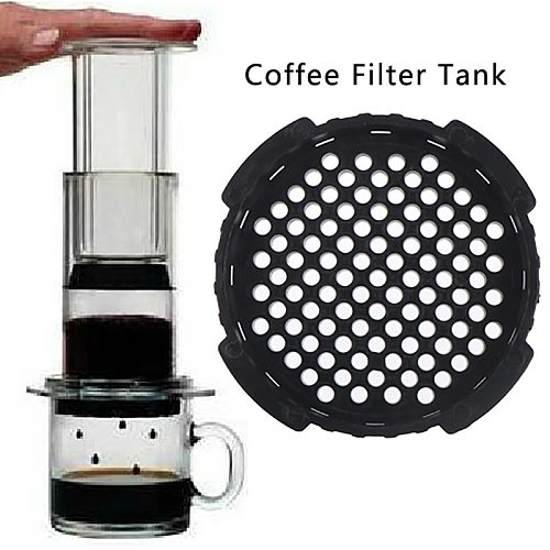 French Press Portable Coffee Maker Reusable Replacement Filter Cap For Yuropress or Aeropress Coffee Maker Tools Accessories