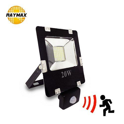 PIR sensor led floodlight 10w led out door lighting 100w led spotlight outdoor reflector led 50w projector led flood light 220v
