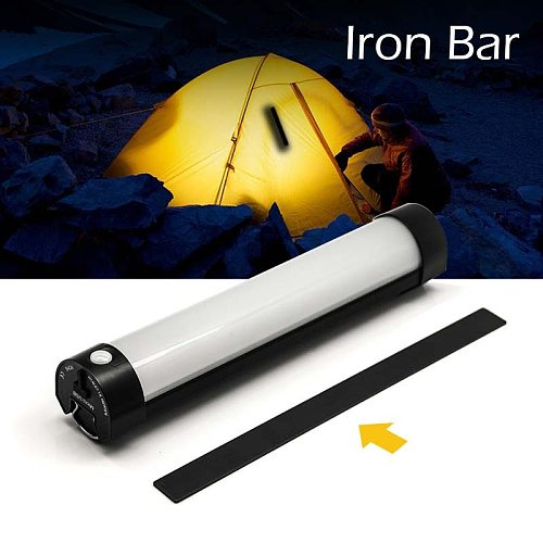 Remote Control Camping Light Bivvy Fishing Lamp Magnetic SOS Emergency Camping Led Light Rechargeable Outdoor Portable Hurrican