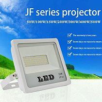 Led Flood Light AC 220V Outdoor Floodlight Spotlight IP66 Waterproof LED Outdoor Yard  Street Lamp Landscape Lighting