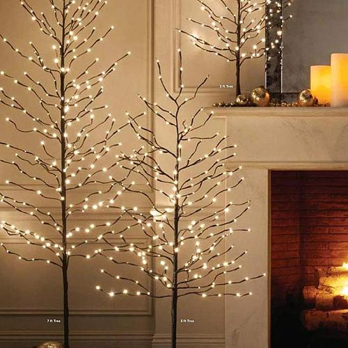 12/22m 100/200LED USB Copper Wire String Light Wedding Home Decorative Lamp Holiday lighting curtain icicle string led lights