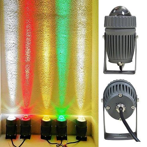 Led Flood Light Shine Lamp Color Long Lighting Walls Outdoor Waterpoof Ip65 Floodlight 10w Garden Led Spot Light Lamp 110v 220v