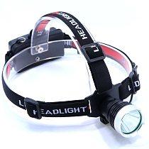 2000 Lumens  XML XM-L T6 LED Headlamp Headlight 3 Mode Adjustable LED Head Light Lamp