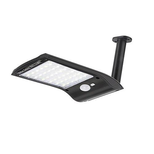 36 LED Wireless Solar Light Outdoor Decor Waterproof PIR Motion Sensor LED Solar Wall Lamp for Outdoor Yard Garden Lamps