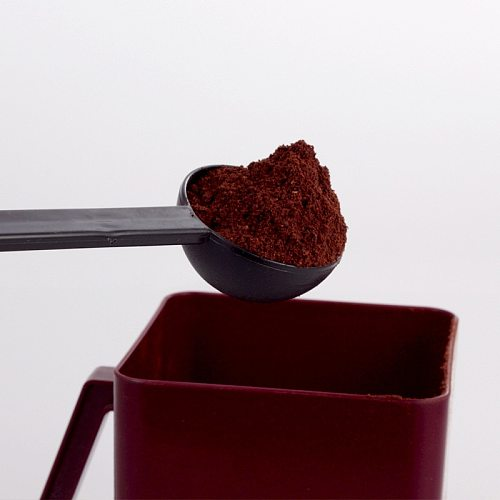 2 In 1 Coffee Bean Spoon 10g Standard Measuring Spoon Coffee Bean Powder Cafe Measuring Tamping Scoop Kitchen Accessories